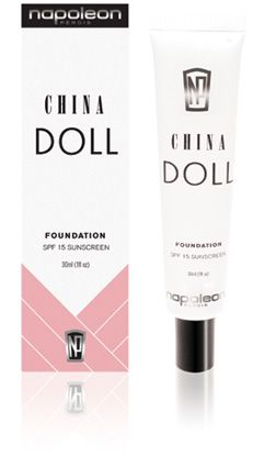 Napoleon Perdis China Doll Foundation
