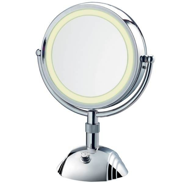 Babyliss pro illuminated mirror model 8425 reviews photo - Miroir maquillage lumineux professionnel ...