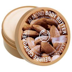 The Body Shop Almond Body Butter [DISCONTINUED]