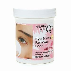 Andrea Eye Q's - Oil Free Eye Makeup Remover Pads