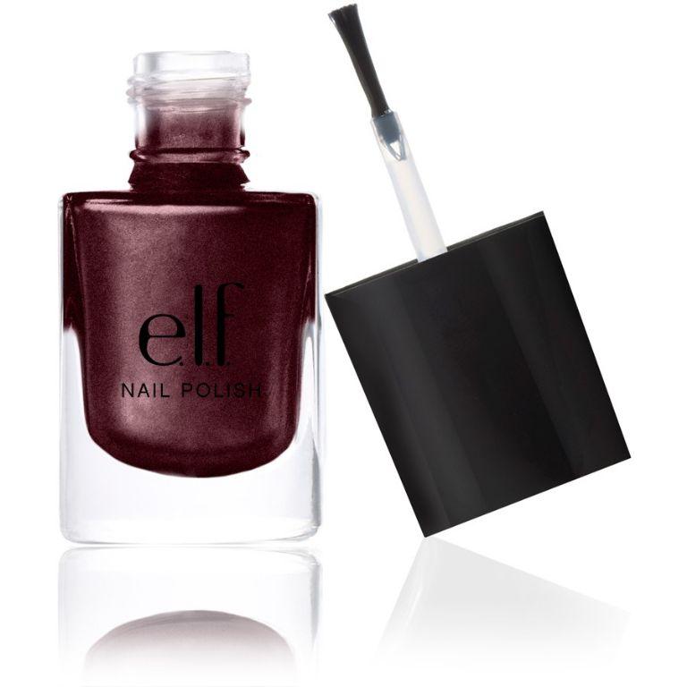 e.l.f. Cosmetics Nail Polish - Cranberry reviews, photo - Makeupalley