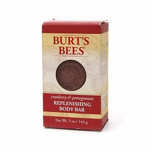 Burt's Bees Body Bar, Cranberry & Pomegranate