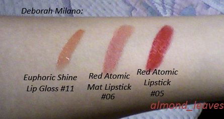 Deborah Milano Red Atomic Mat Lipstick Reviews Photos Sorted By