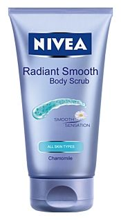 Nivea Exfoliating Body Scrub