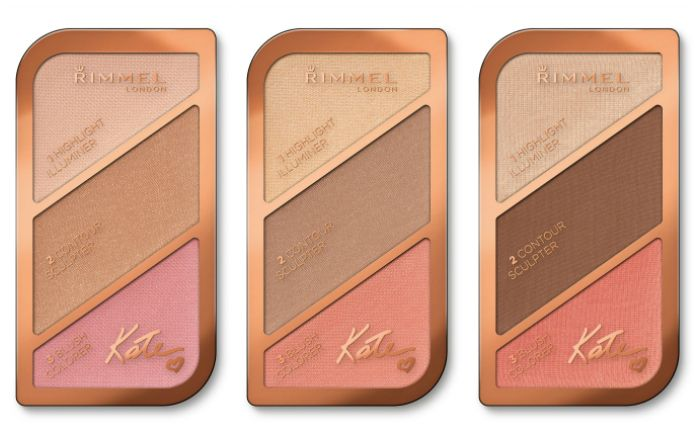 Bilderesultat for rimmel kate sculpting palette