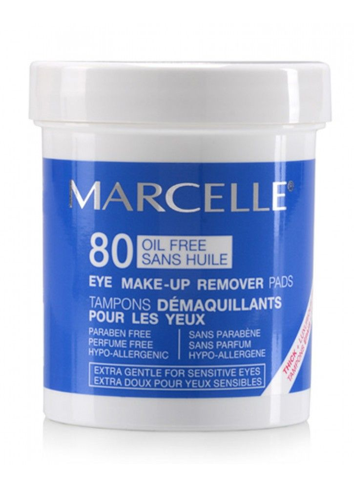Marcelle Oil Free Eye Make Up Remover Pads Reviews Photo Makeupalley
