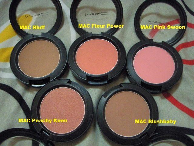 Mac Cosmetics Powder Blush Peachykeen Reviews Photos