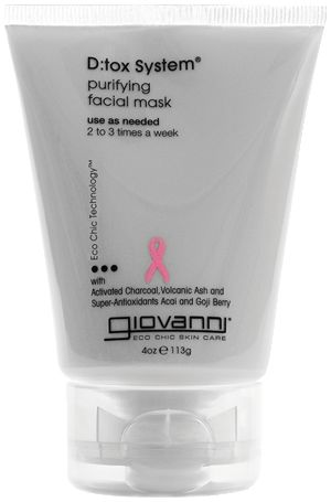 Giovanni D:tox System Purifying Facial Mask