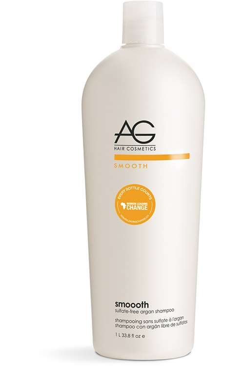 Ag Hair Smoooth Sulfate Free Argan Shampoo Old Pre Summer 2017 Formula