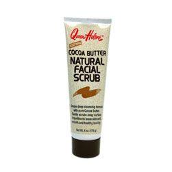 Queen helene cocoa butter natural facial scrub