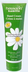 Herbacin Kamille + Silicone Glycerin hand cream