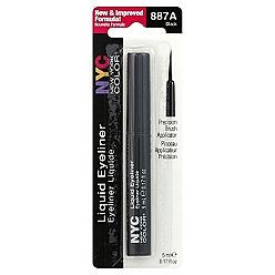 New York Color Liquid Eyeliner
