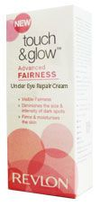 Revlon Touch and Glow Under Eye Repair Cream