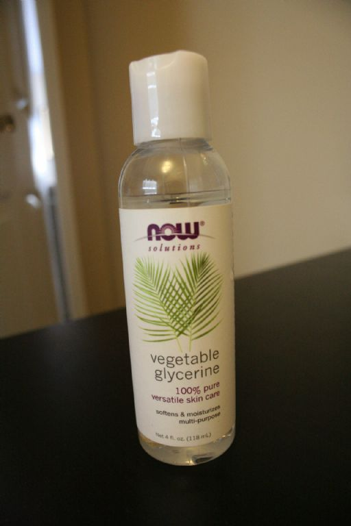 Now-100% Vegetable Glycerine