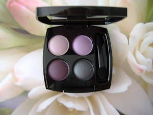 Avon True Color Eyeshadow Quad in Purple Haze