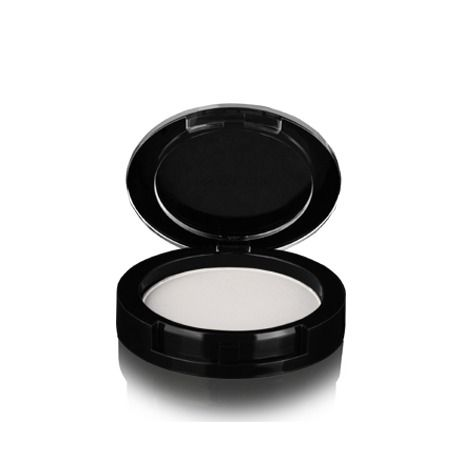Inglot AMC white highlighting powder