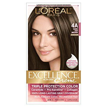 L Oreal Excellence Dark Ash Brown Reviews Photos