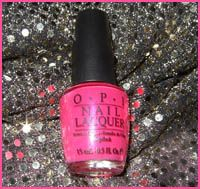 OPI That's Berry Daring