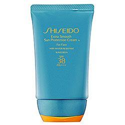 Shiseido  Extra Smooth Sun Protection Cream For Face SPF38