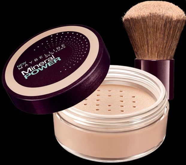 Maybelline Mineral Power Powder Foundation reviews, photos ...