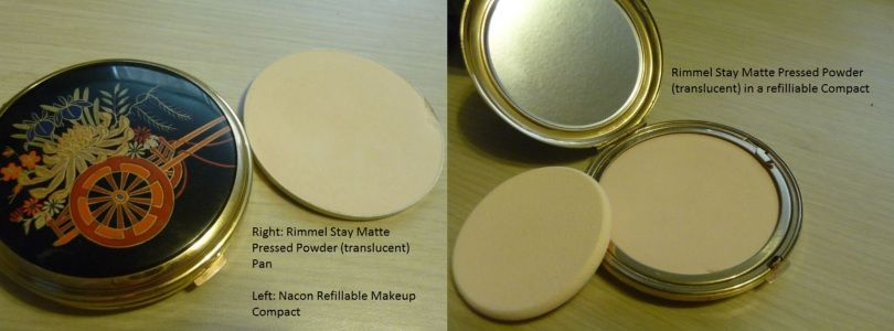 Stay Matte Pressed Powder by Rimmel #8