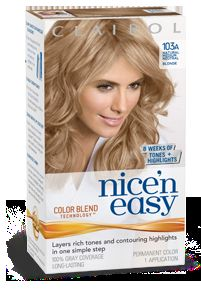 Clairol nice n easy hair color reviews photos makeupalley clairol nice n easy hair color solutioingenieria