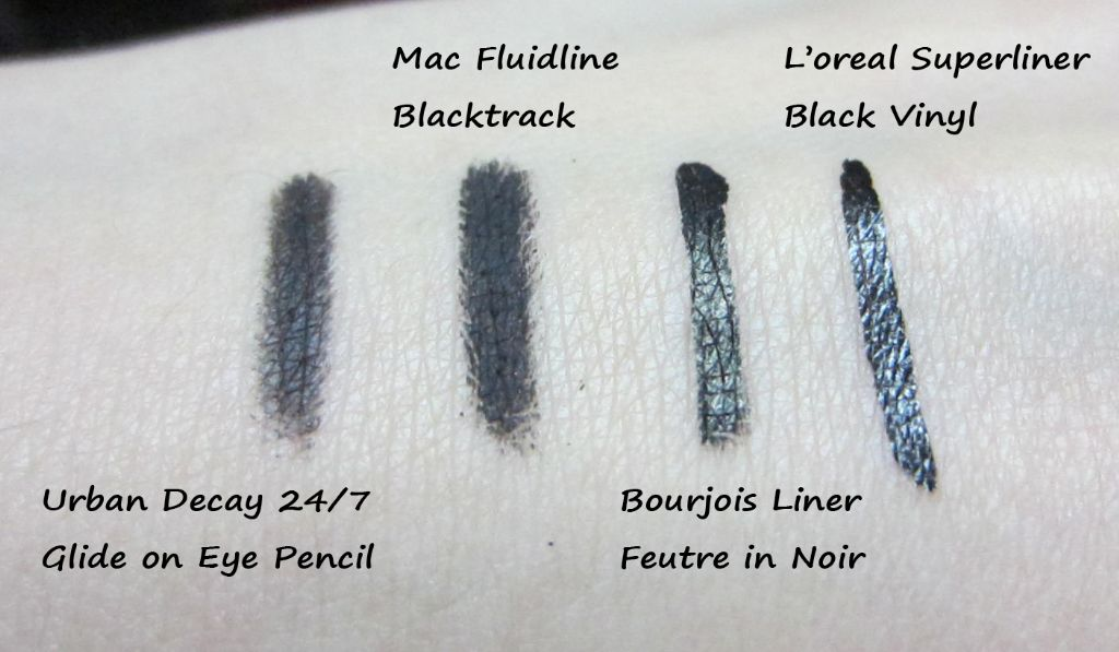 Eyeliner Test (Uploaded by BriddaBella)