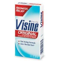 Visine Eye Drops