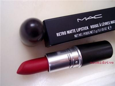 MAC Retro Matte - Ruby Woo reviews, photos - Makeupalley