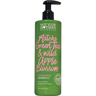 not your mother 39 s matcha green tea and wild apple blossom shampoo reviews photo ingredients. Black Bedroom Furniture Sets. Home Design Ideas