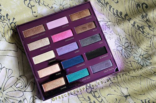 Urban Decay 15th Anniversary Palette (Uploaded by yangtanw)