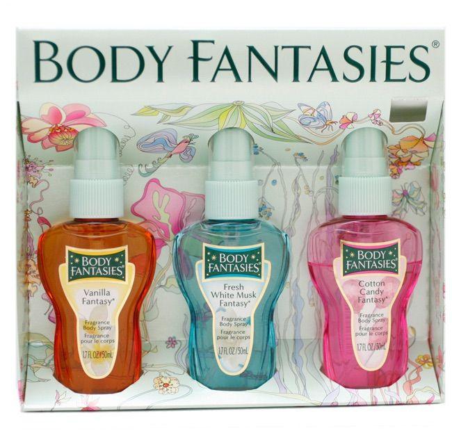 Parfums De Coeur Body Fantasies Fragrance Body Spray All Reviews