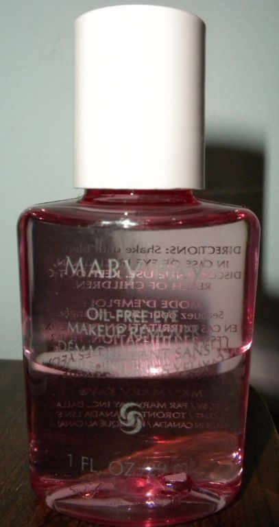 Mary Kay Oil Free Eye Makeup Remover Reviews Photos Ingredients