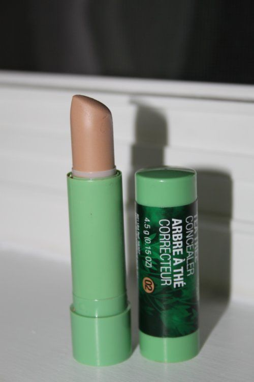The Body Shop Tea Tree Concealer Reviews Photos Makeupalley