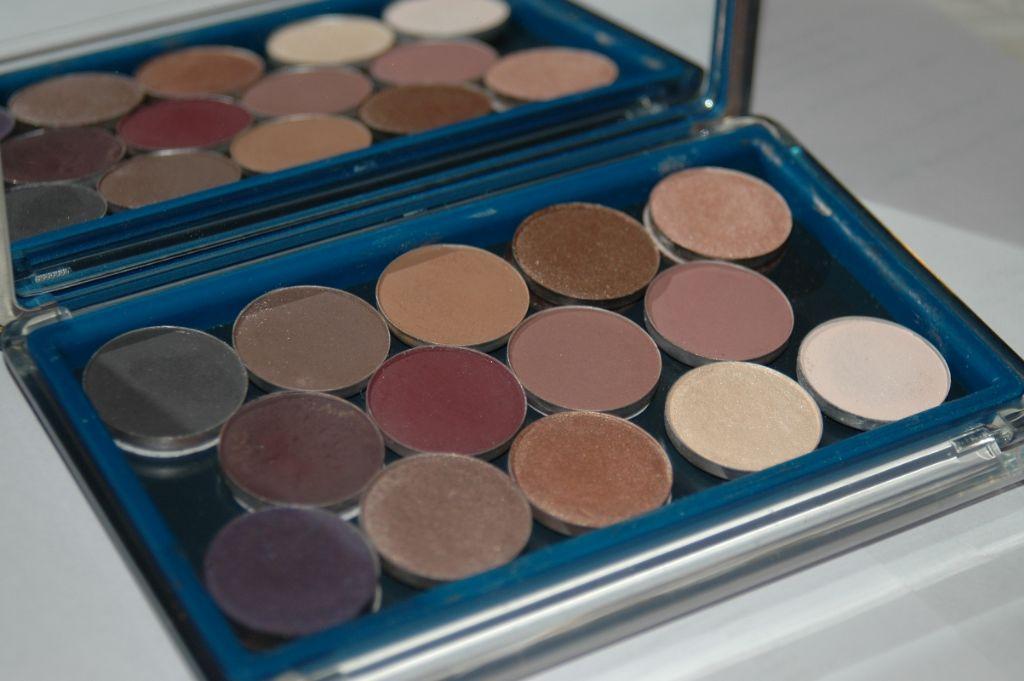 Unii Cosmetics Palette Reviews Photos