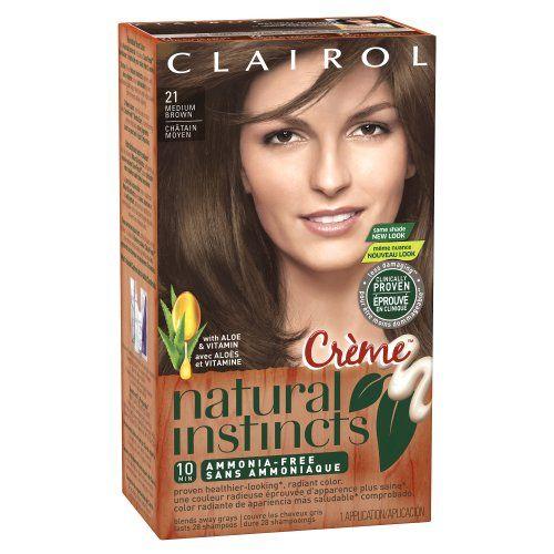 Clairol Natural Instincts Color Creme