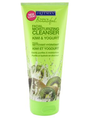 Freeman Kiwi & Yogurt Facial Moisturizing Cleanser