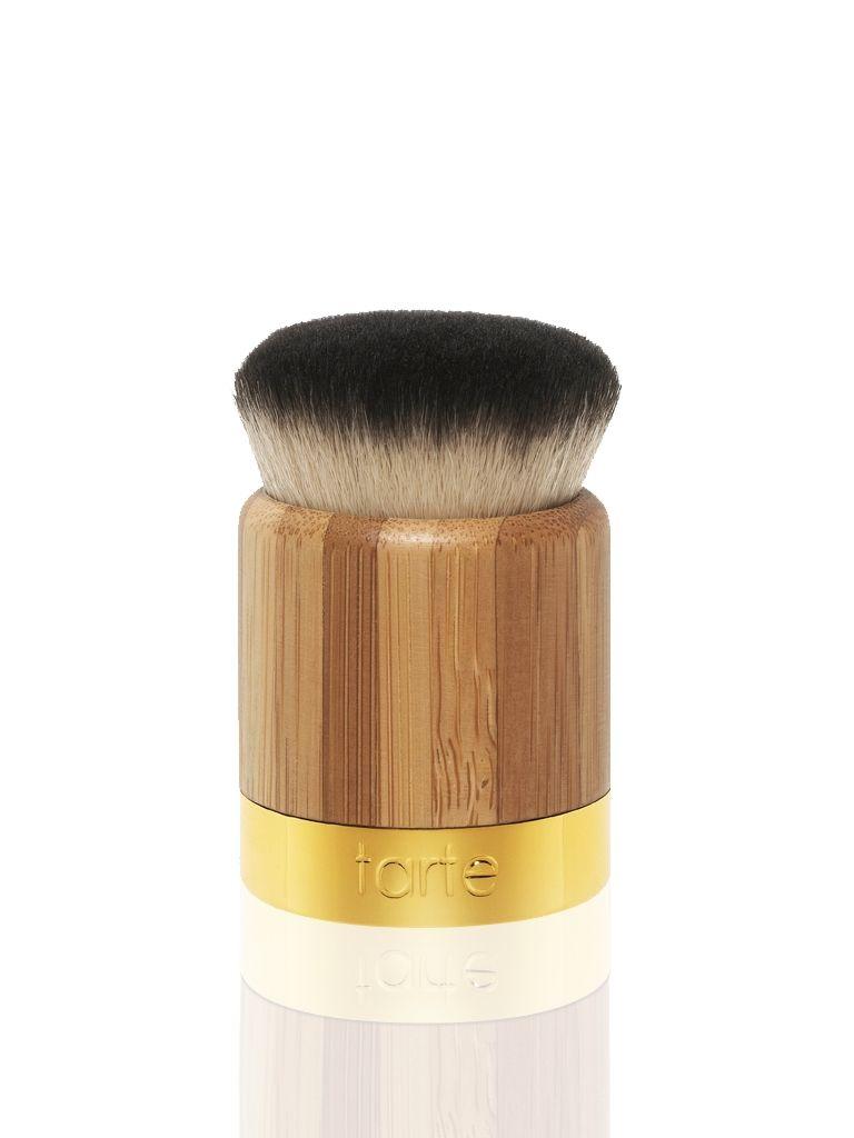 The Buffer Airbrush Finish Bamboo Foundation Brush by Tarte #14