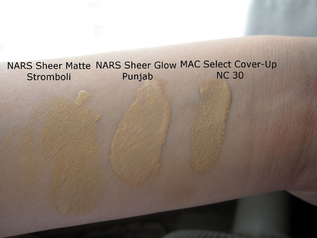 Nars Cosmetics Sheer Matte Foundation Reviews Photos Ingredients Makeupalley