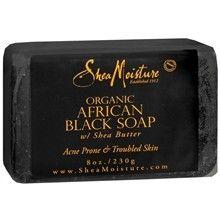 Shea Moisture Organic African Black Soap