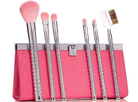 Sonia Kashuk Circle Around A Cause 6 Piece Brush Set