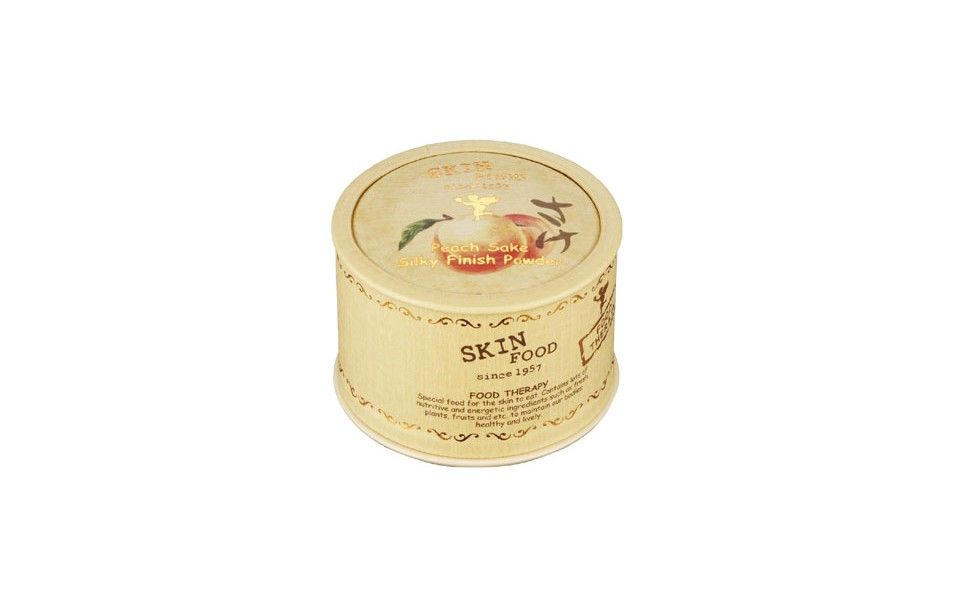 Skinfood Peach Sake Silky Finish Powder