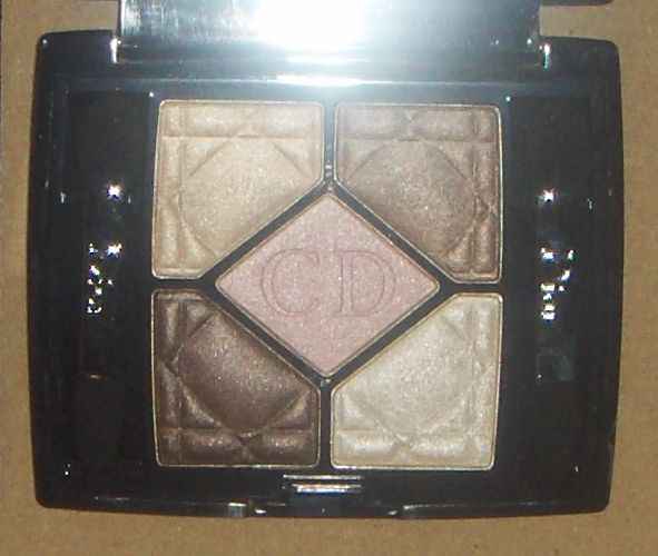 Dior 5-Colour Iridescent Eyeshadow - 609 Earth Reflection