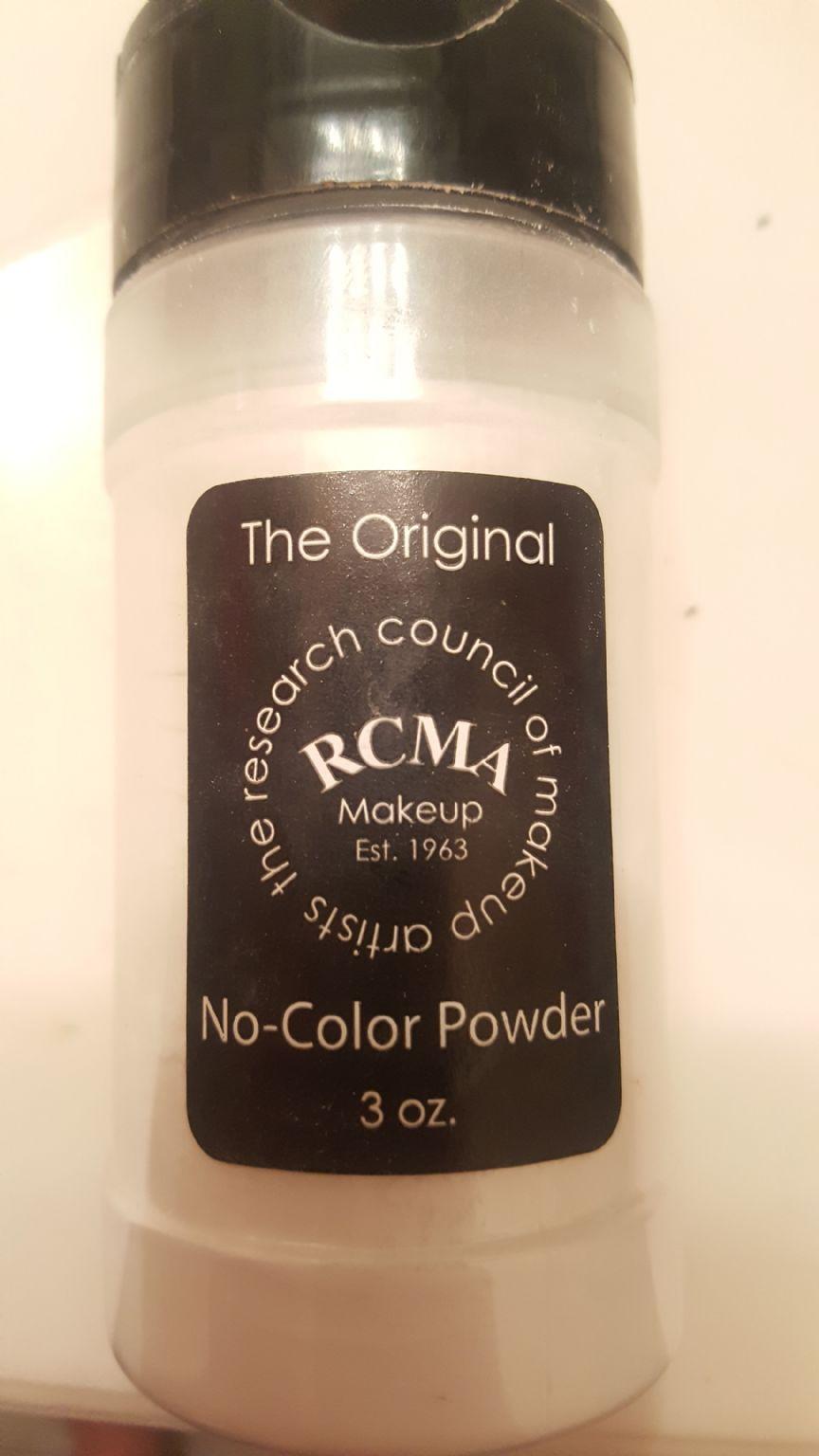 No Color Powder
