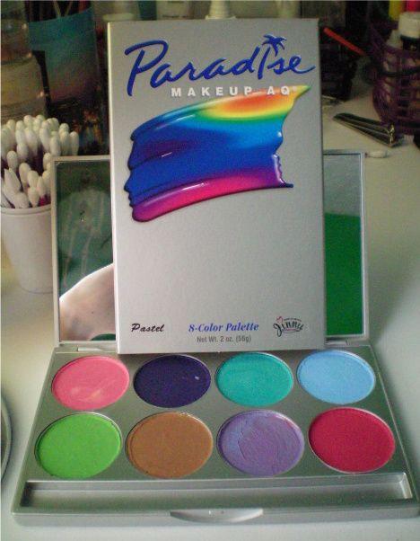 Mehron Makeup Pastel Palette Reviews