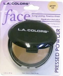 L.A. Colors Pressed Powder