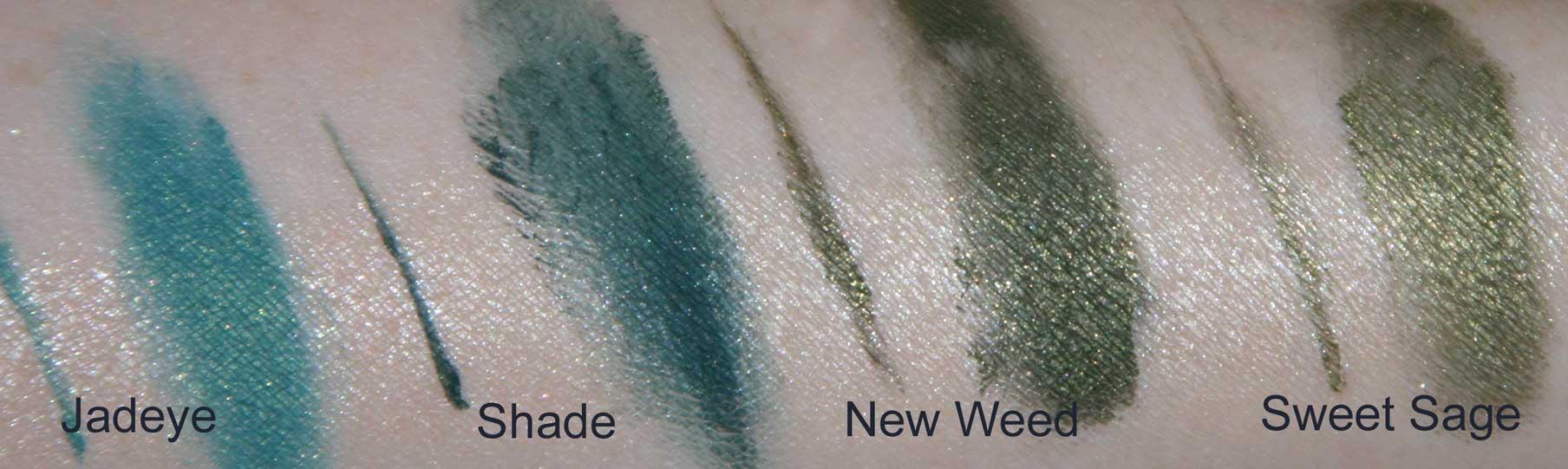 mac cosmetics fluidline eyeliner gel in new weed reviews