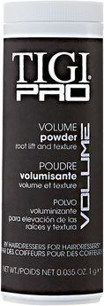 TiGi TIgi Pro Volume Powder