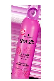 Got2B 2 Sexy Big Volume Mousse