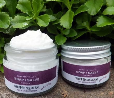 Chagrin Valley Whipped Squalane Face & Eye Mousse